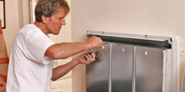 storage heater installation electrical service in Gateshead